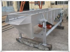 stainless steel ultra-fine powder rectangular vibratory scre