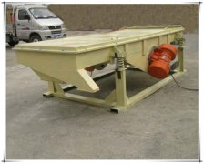 High output DZSF-1030 linear vibrator screen
