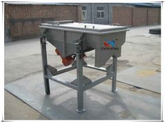 DZSF-512 linear vibration particle sieving machine