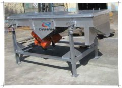 DZSF-1025 SS square vibrating separator screen