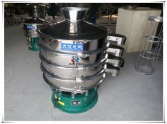 800mm Buckwheat powder hopper